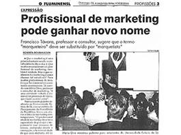 Aula Inaugural - Estácio de Sá - O Fluminense - 2003