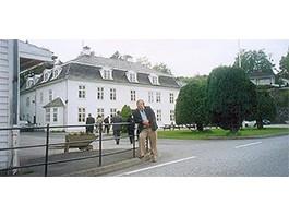 Visita a Região de Estaleiros em Bekkjavirk, Noruega - 2002