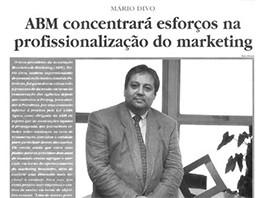 Entrevista para o Jornal Meio & Mensagem - 1997