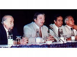 Posse na Presidência da Associação Brasileira de Marketing & Negócios – Rio de Janeiro/Brasil (1987)