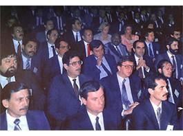 Formatura na Associação dos Diplomados da Escola Superior de Guerra – São Paulo/Brasil (1987)