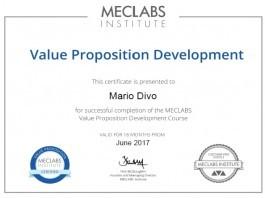 Certificação Internacional - Meclabs